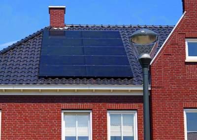 Amsterdam zonnepanelen