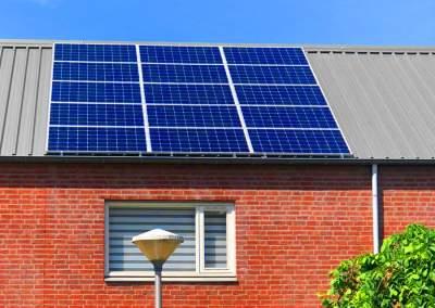 Den Haag zonnepanelen